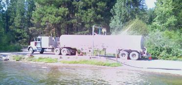 High Sierra Truck