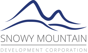 Snowy Mountain Development Logo Stacked
