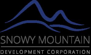 Snowy Mountain Development Logo Stacked